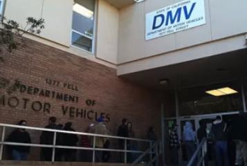 Department Motor Vehicules