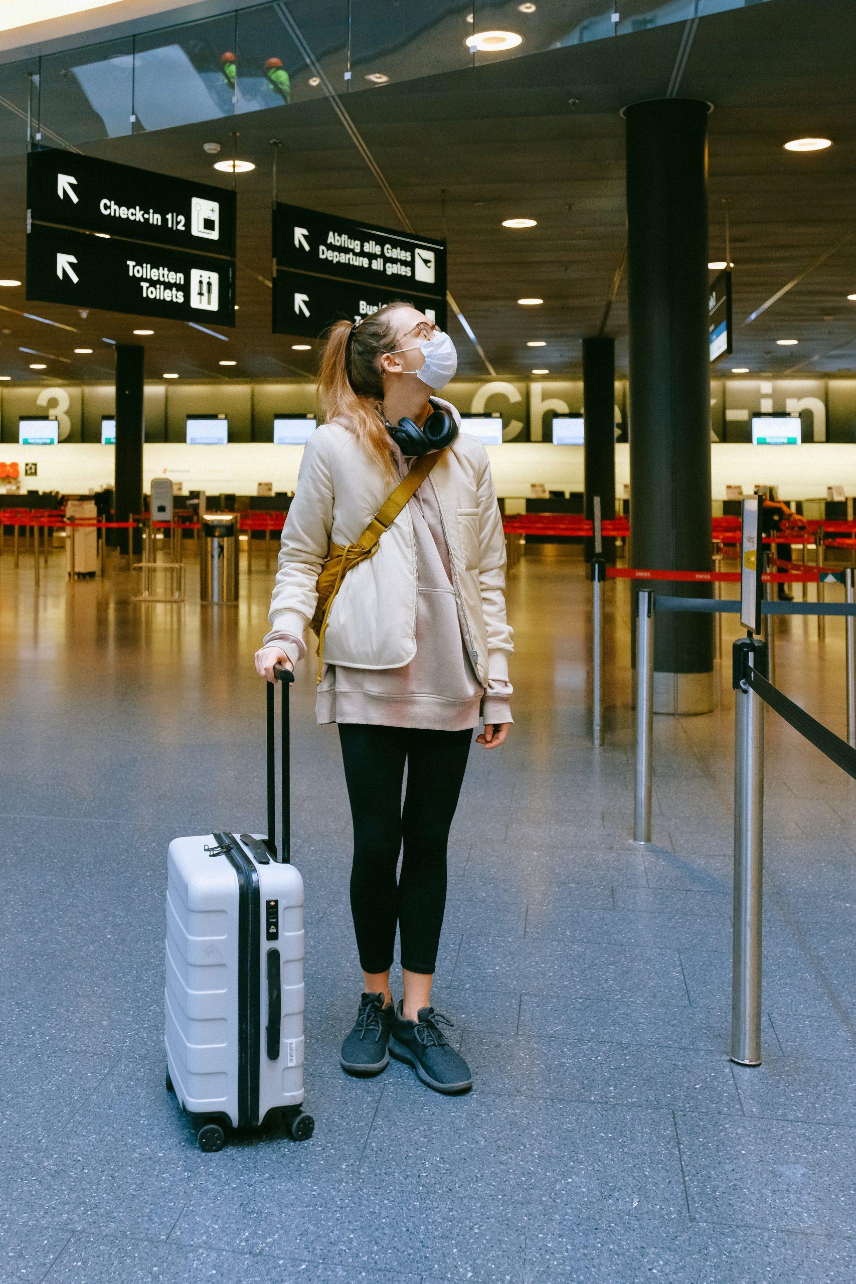 test pcr pour voyager